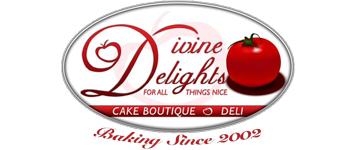 Divine Delights Cake Boutige