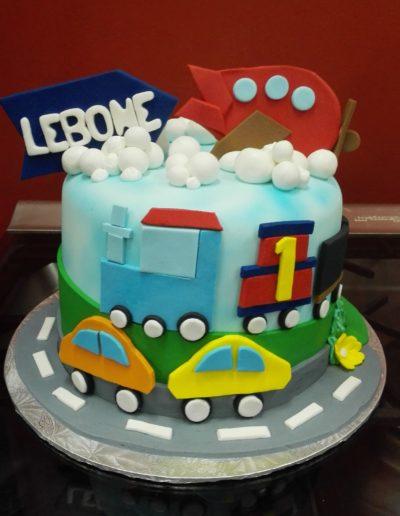 Kids Theme Cakes